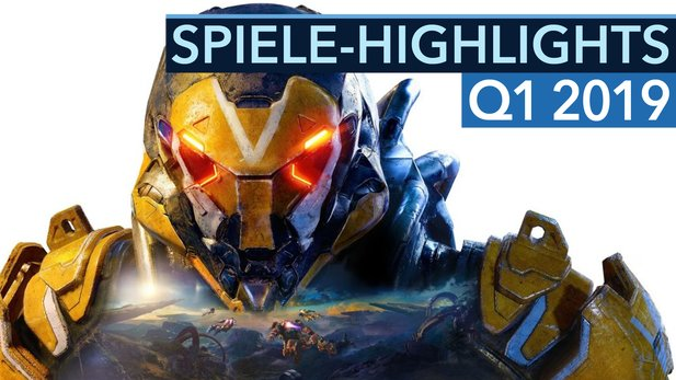 Spiele-Highlights 2019 - Video: Top-10-Game-Releases von Januar bis März