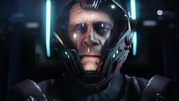 Star Citizen - Ingame-Teaser mit Mark Hamill, The Old Man