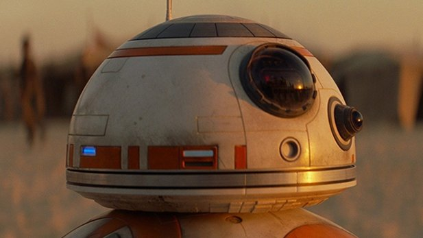 Star Wars: Episode 7 - TV-Spot: Der Droid BB-8