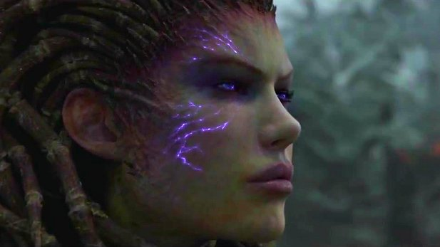 Starcraft 2: Heart of the Swarm - Intro-Video