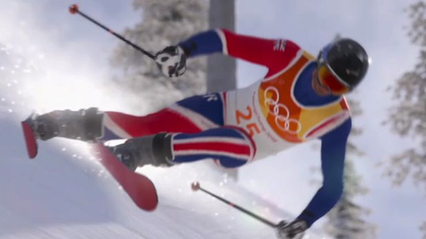 Steep - Gameplaytrailer zeigt den Wettkampf-DLC »Road to the Olympics«