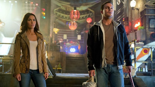 Teenage Mutant Ninja Turtles: Out of the Shadows - Finaler Trailer mit Stephen Amell und Megan Fox