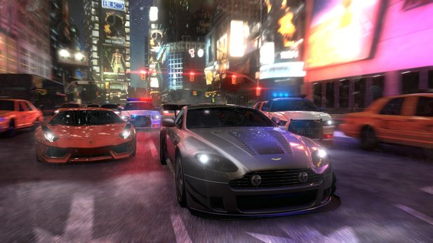 The Crew - Gameplay-Trailer mit actionreichen Rennszenen