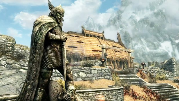 The Elder Scrolls 5: Skyrim - Special Edition - Gameplay-Trailer: HD-Remaster mit Grafik-Update & Mod-Support auf PS4 & XB1