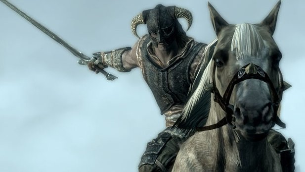 Gameplay-Video zum Patch 1.6 für Skyrim