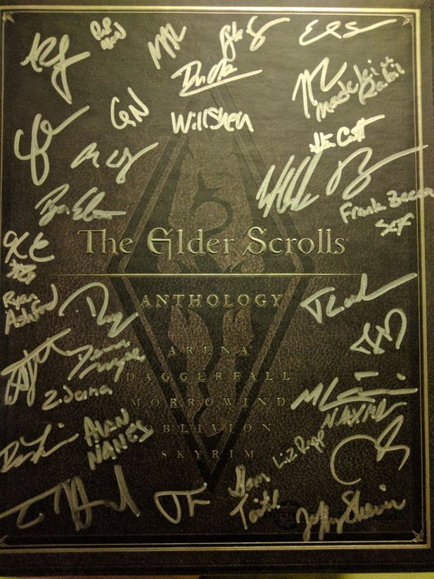 The Elder Scrolls Anthology (Velorok/imgur)