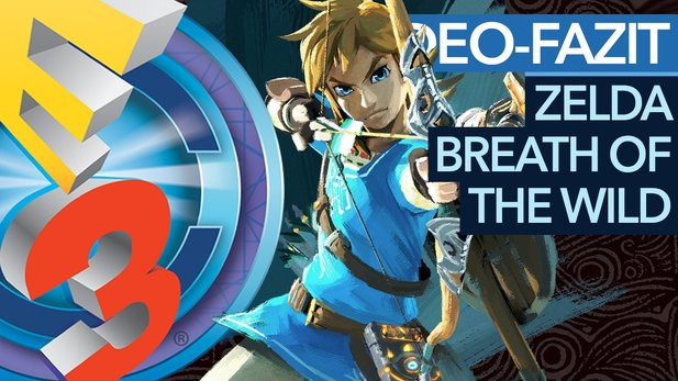 The Legend of Zelda: Breath of the Wild - Heiko hat's gespielt - hier das Video-Fazit