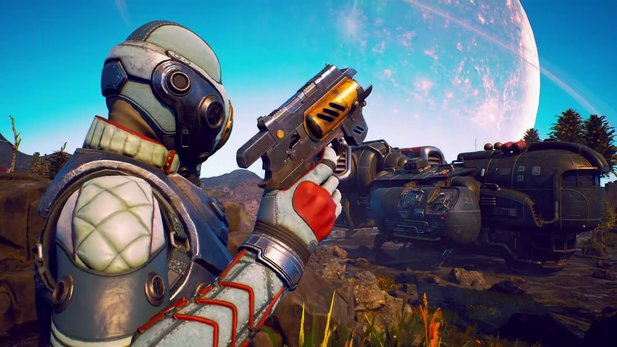 The Outer Worlds - Release-Termin im E3-2019-Trailer enthüllt