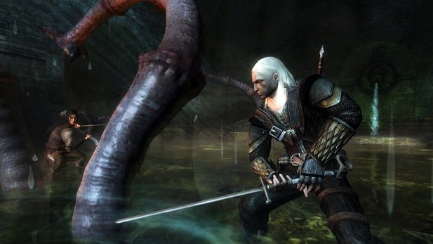 The Witcher: Enhanced Edition gibt es im GOG-Store aktuell gratis.