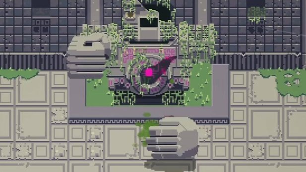 Titan Souls - Gameplay-Video: 6 Minuten Bosskämpfe