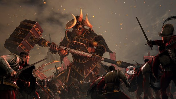 Total War: Warhammer - Gameplay-Video: Acht Minuten aus der Chaos-Kampagne