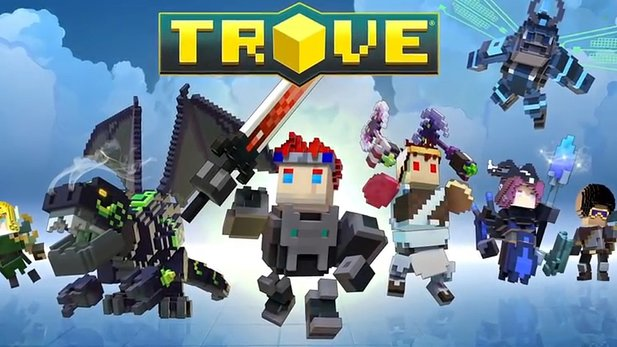 Trove - Launch-Trailer zum Voxel-MMO