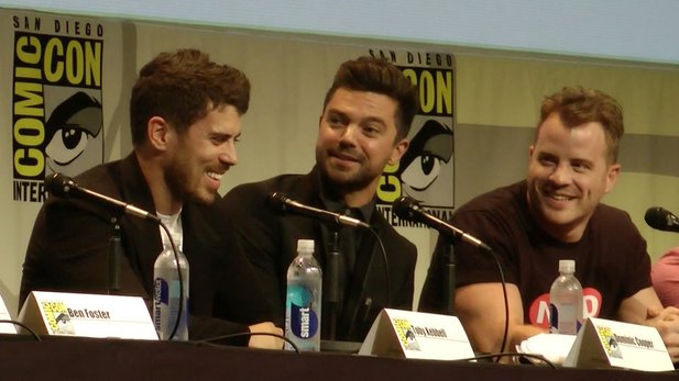 Warcraft - Der Film - Das komplette Comic-Con Panel