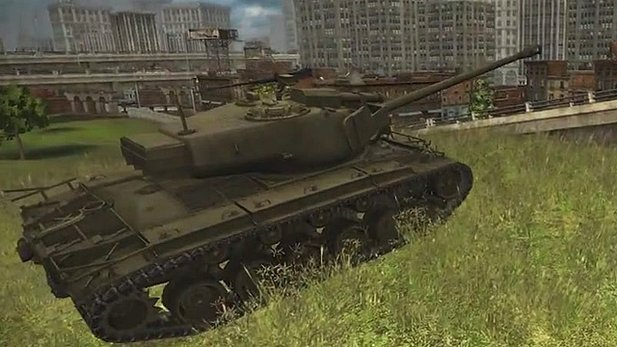 World of Tanks - Trailer zu Patch 7.5