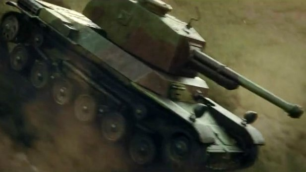 Japan-Trailer von World of Tanks