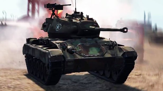 World of Tanks - Trailer zum Special-Event »Tank Rally«