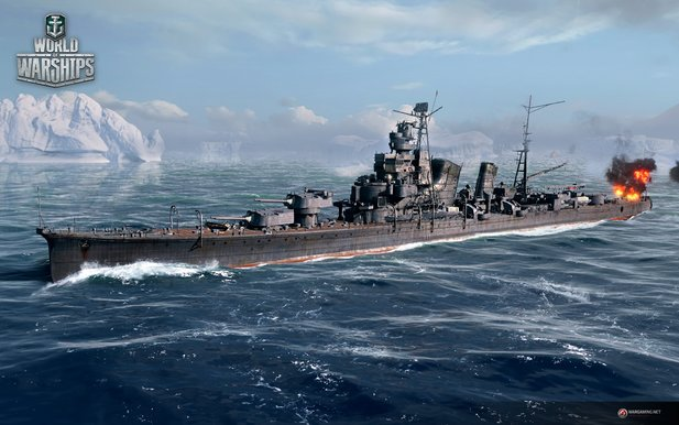 Am 12. März 2015 beginnt die Closed-Beta des Free2Play-Onlinespiels World of Warships.