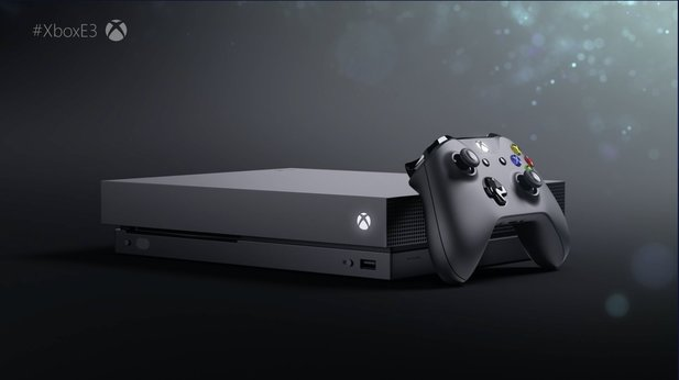 Xbox One X - Project Scorpio hat einen neuen Namen