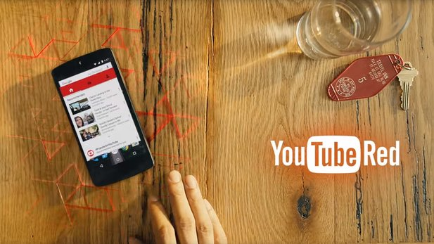 YouTube Red kostet 10 US-Dollar im Monat.