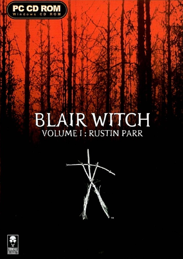 Cover zu Blair Witch Volume 1: Rustin Parr