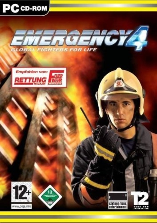 Cover zu Emergency 4 - Global Fighters for Life