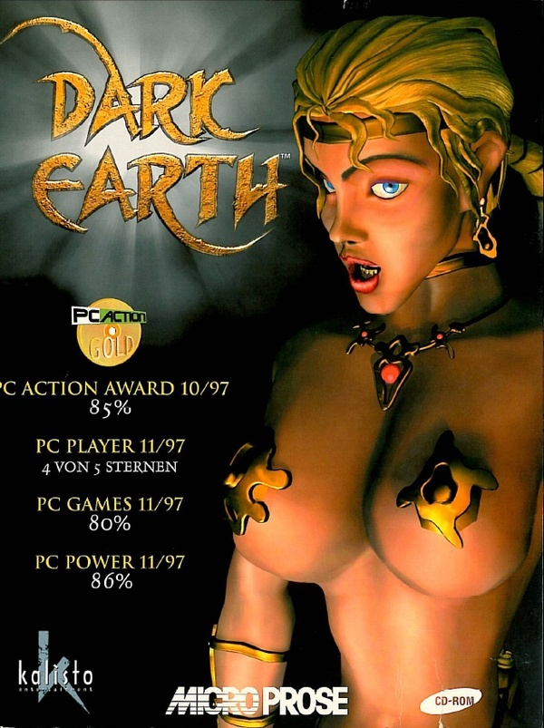 Cover zu Dark Earth