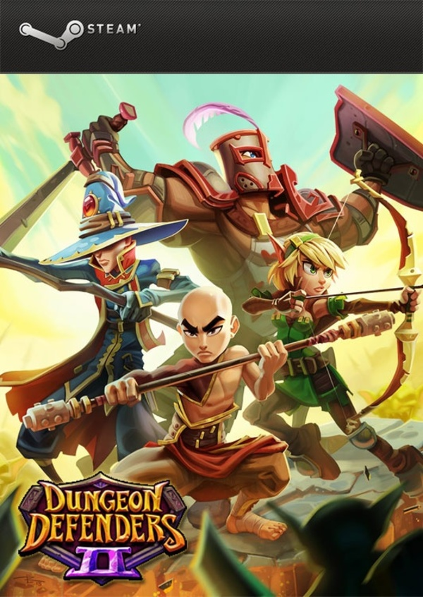 Cover zu Dungeon Defenders 2