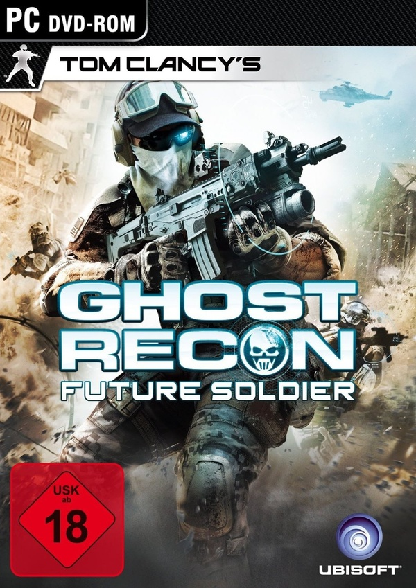 Cover zu Ghost Recon: Future Soldier