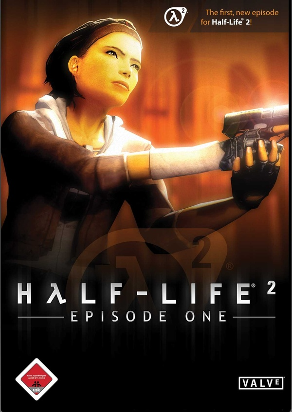 Cover zu Half-Life 2: Episode 1