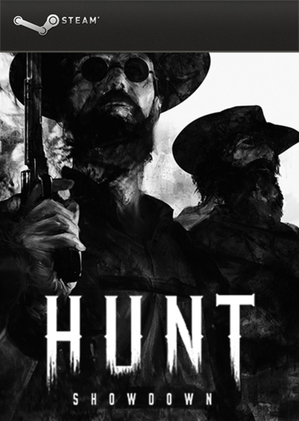 Cover zu Hunt: Showdown