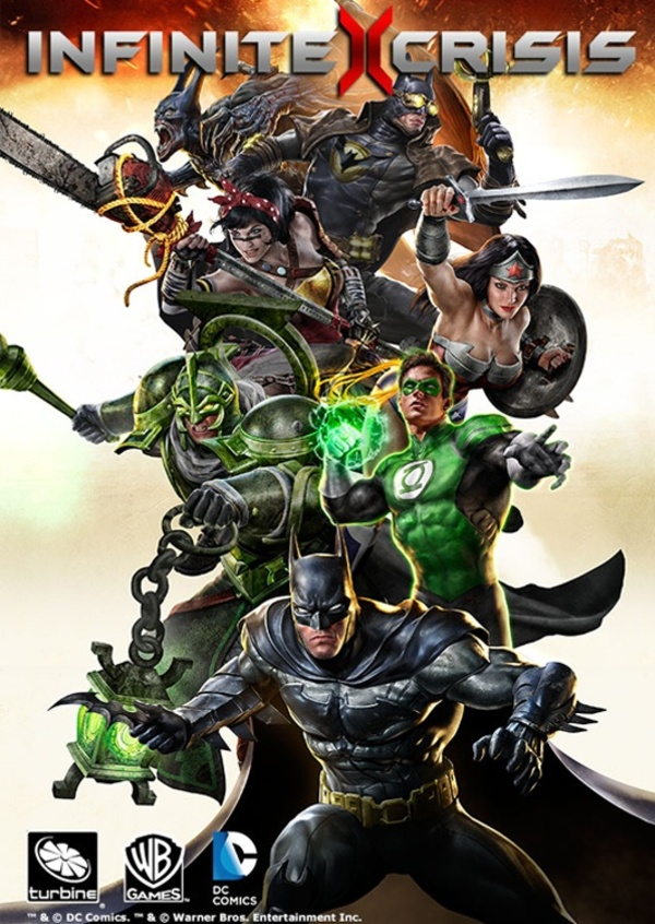 Cover zu Infinite Crisis