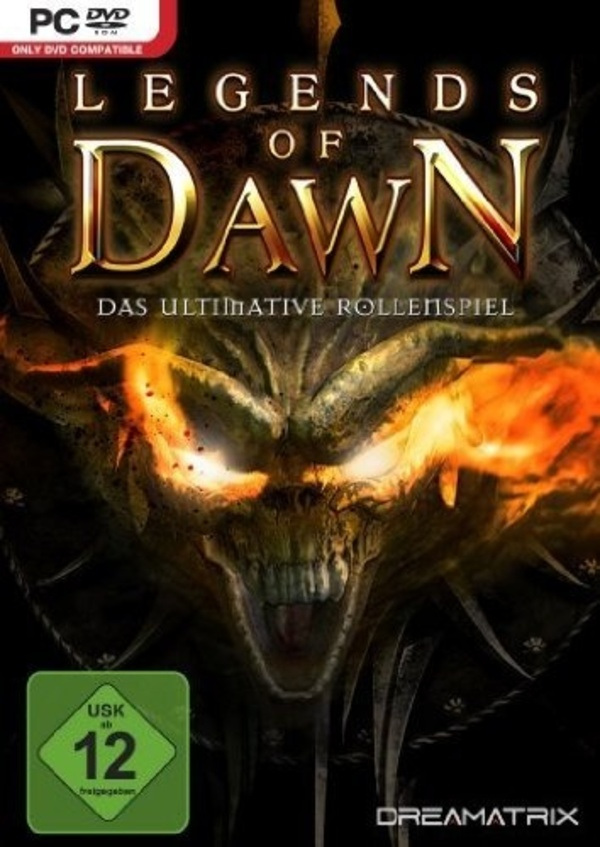 Cover zu Legends of Dawn