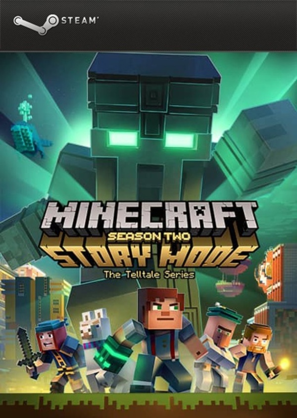 Cover zu Minecraft: Story Mode - Season 2