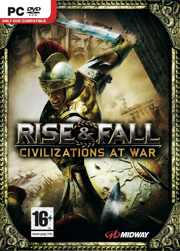 Cover zu Rise & Fall: Civilizations at War