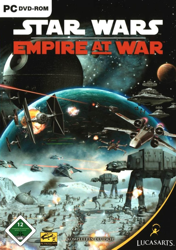 Cover zu Star Wars: Empire at War