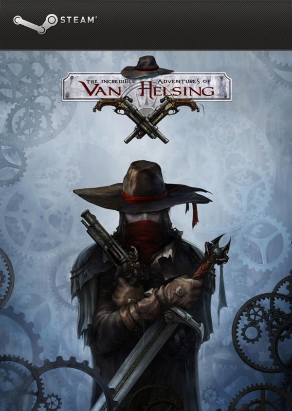 Cover zu The Incredible Adventures of Van Helsing