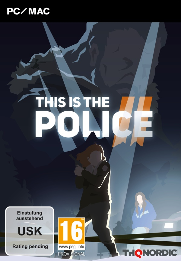 Cover zu This is the Police 2