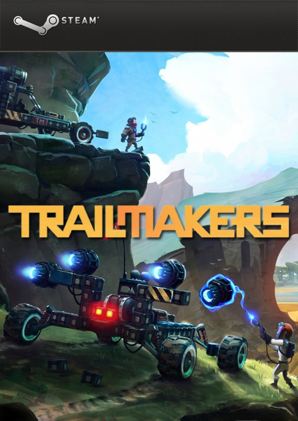 Cover zu Trailmakers