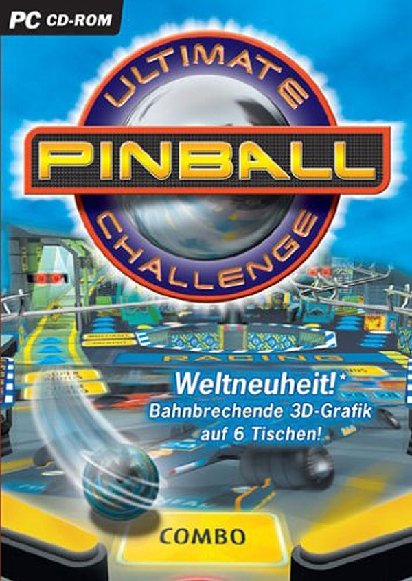 Cover zu Ultimate Pinball Challenge