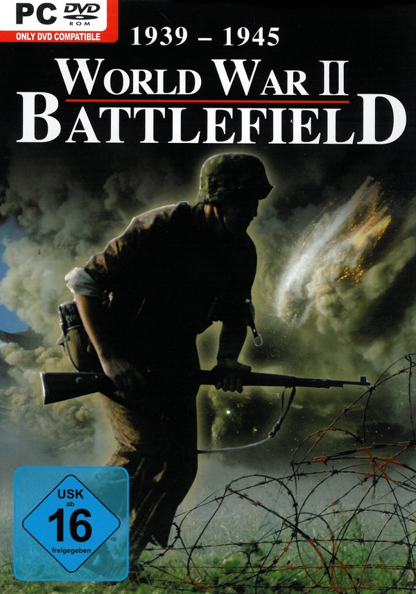 Cover zu World War 2 Battlefield