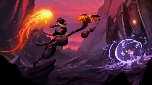 A Year of Rain: Deutscher Warcraft-Erbe jetzt im Early Access