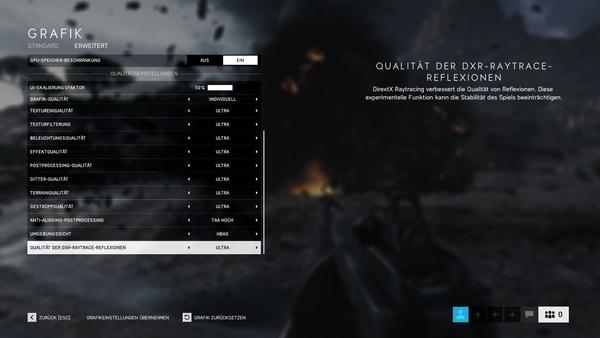 Bf5 Dxr Stutter
