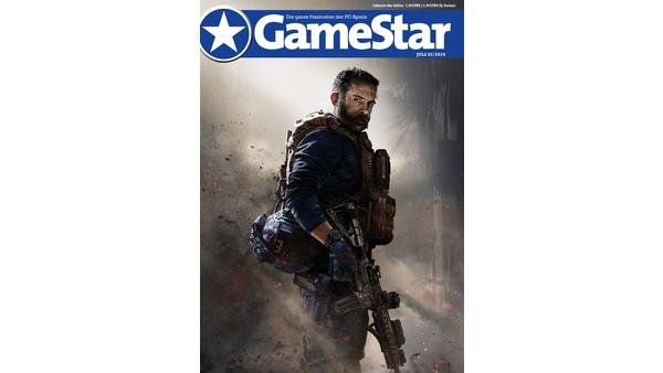 Die neue GameStar - Ab 19.6. im Handel - Die Rückkehr von Captain Price