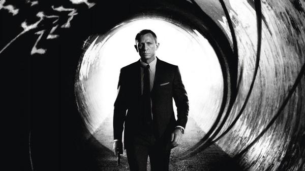 Erste Szenen aus dem letzten James Bond-Film mit Daniel Craig