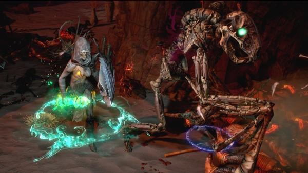 Path of Exile wird im neuen Addon Blight zum Tower-Defense-Spiel