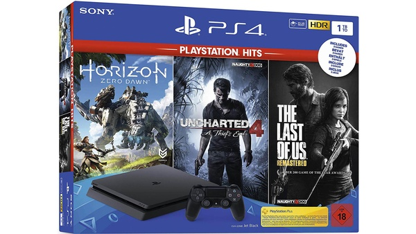PlayStation 4 Hits-Bundle für 249 € – Angebote bei Amazon