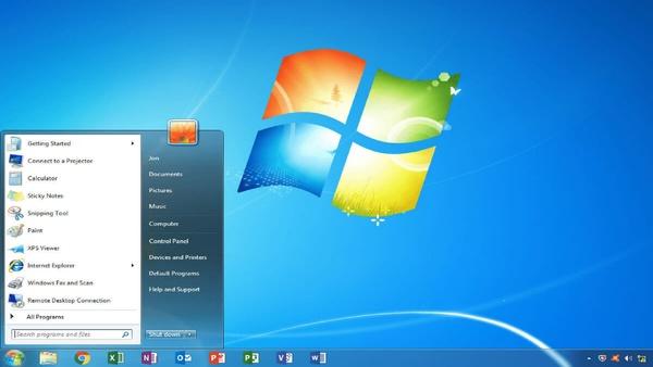 Windows 7 - Fullscreen-Warnmeldung zum Support-Ende