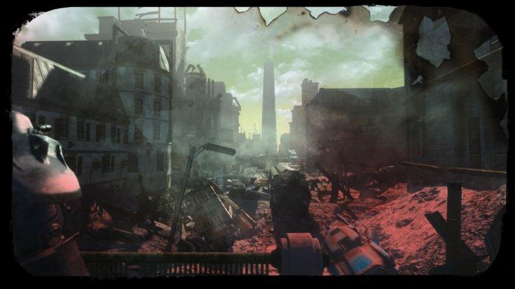 Charming Die Mod Fallout 3: Capital Wasteland Verfrachtet Das Komplette Spiel In Die  Fallout 4 Creation Engine.