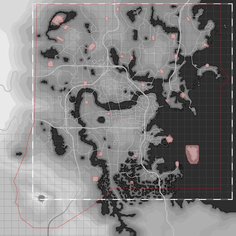 Fallout 4 Spielwelt Wohl 9 9 Quadratkilometer Gross Karte Aller