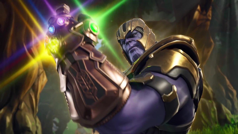Fortnite Update 4 1 Macht Euch Zu Thanos Aus Avengers Patch Notes